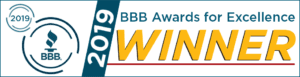 BBB Award for Excellence 2019