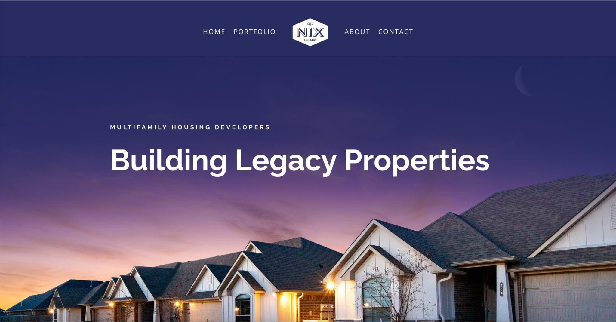 Nix Builders Website